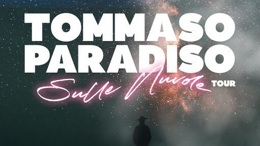 Tommaso Paradiso - Sulle Nuvole Tour