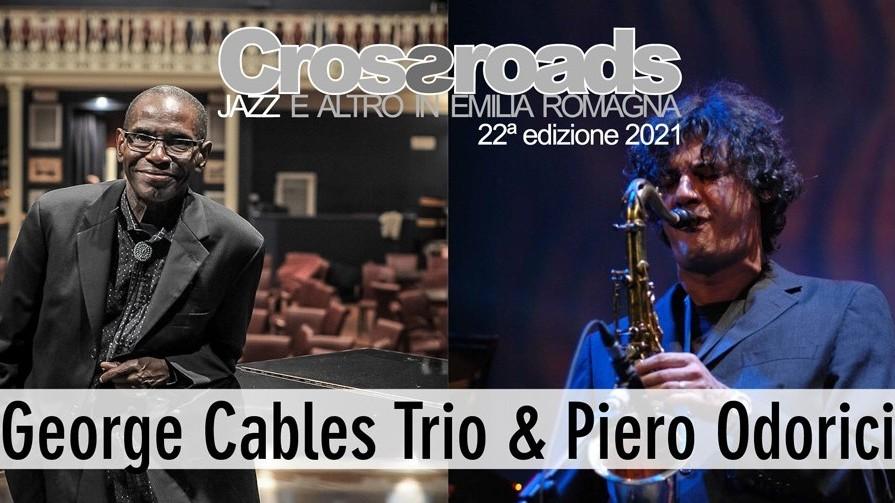 George Cables Trio + special guest Piero Odorici
