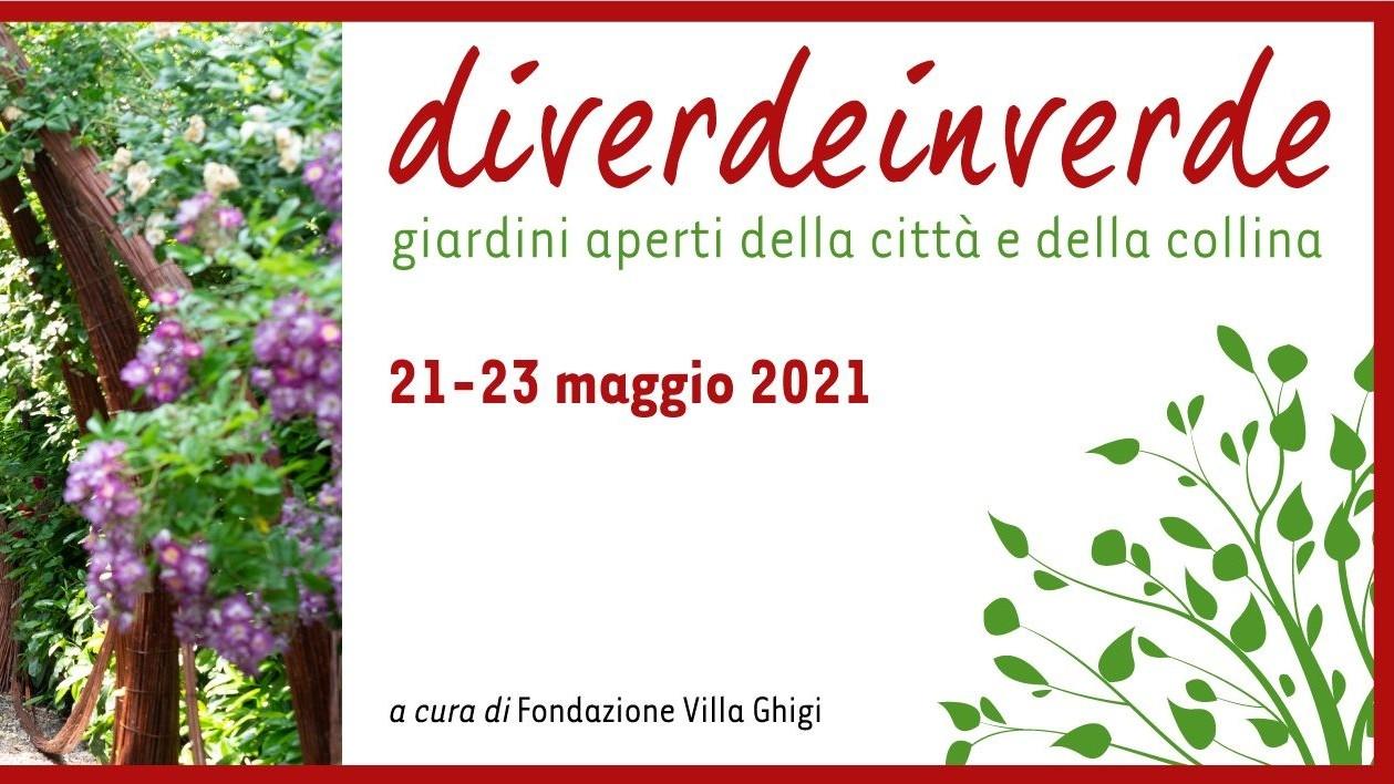 Diverdeinverde - 7a edizione - Giardini aperti a Bologna dintorni