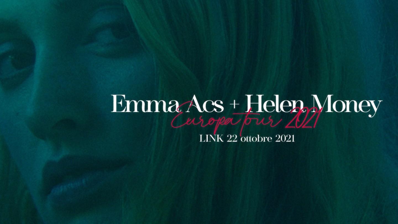 Emma Acs + Helen Money