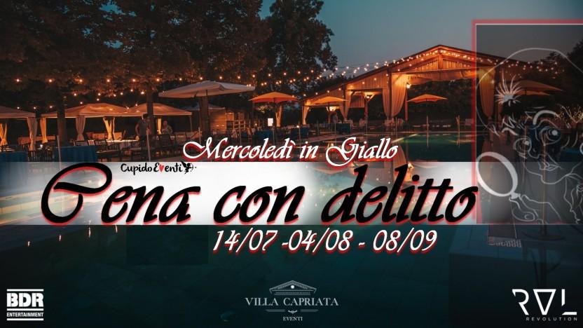Delitto in villa Capriata