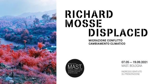 Richard Mosse. Displaced