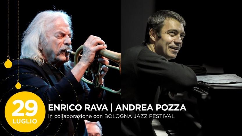 Enrico Rava | Andrea Pozza