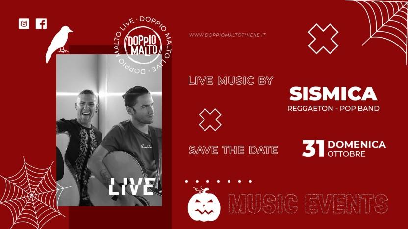 SISMICA - Reggaeton Pop Band