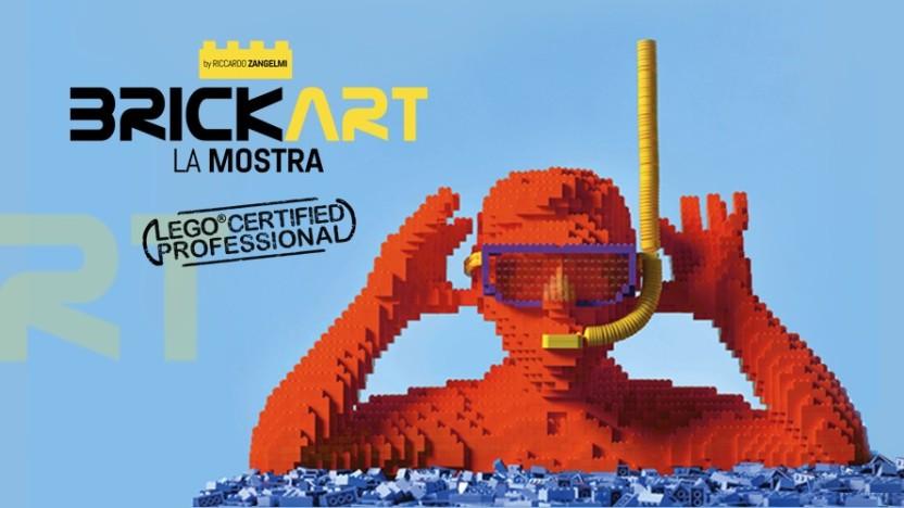 Brick Art - La Mostra